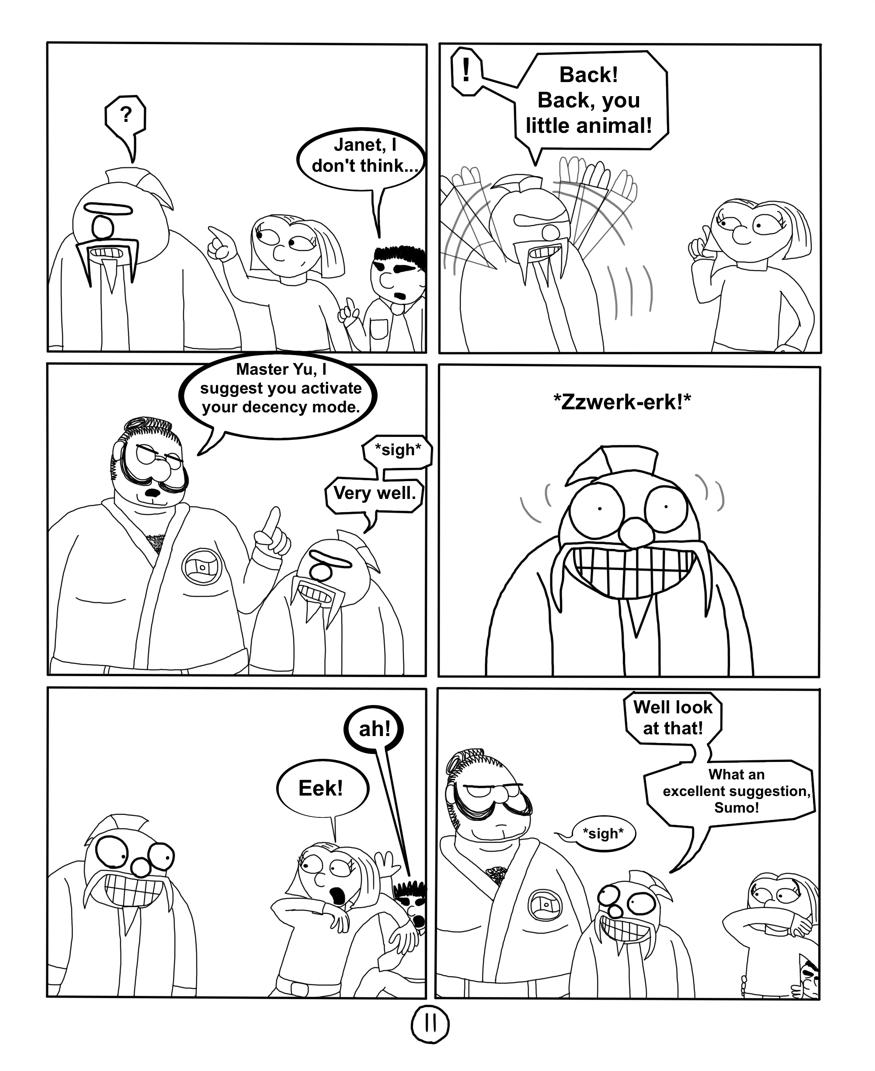 Evil Wears a Bow Tie! (11)