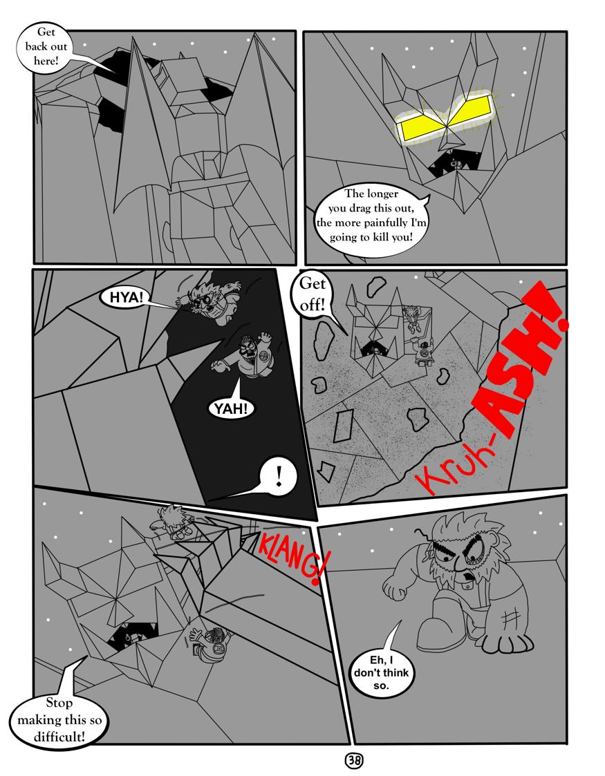 Evil Wears a Bow Tie! (38)